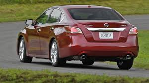 nissan altima 2013 transmission 2013 nissan altima 3 5 sl review notes autoweek