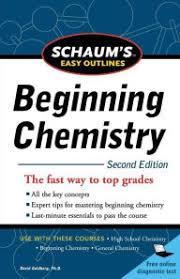 Schaum     s Easy Outline of Beginning Chemistry   Edition   by David     Schaum     s Easy Outline of Beginning Chemistry   Edition