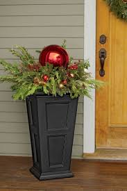 best 25 christmas urns ideas on pinterest outdoor christmas