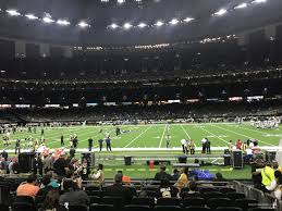 monster truck show in new orleans superdome section 114 new orleans saints rateyourseats com