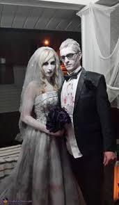 Bride Halloween Costume Ideas Husband Zombie Bride Groom Halloween Playing