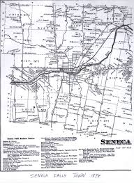 Ny County Map Maps Of Seneca County And The Various Towns Seneca County New York