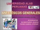Clase nº 13 <b>anestesicos</b>