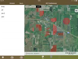scouting crops with the journal app fieldx inc