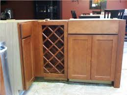 Built In Kitchen Cabinets Built In Wine Rack Kitchen Cabinet Designs Ideas Marissa Kay