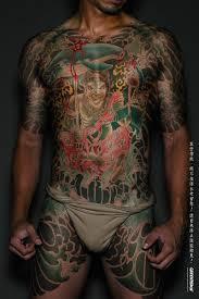 yakuza tattoos