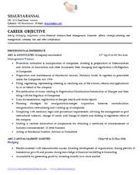 Secretary Resume Sample by Awesome One Page Resume Sample For Freshers You U0027re Hired