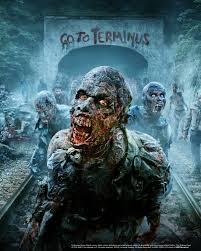 halloween horror nights 2015 orlando walking dead returns to hhn in 2014 theme park adventure