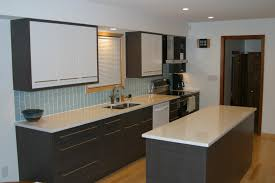 How To Install Kitchen Cabinets by Plain Kitchen Backsplash Video Mark Location For Decorating Ideas