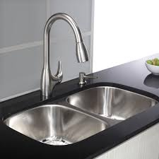 Kitchen Faucets With Pull Out Spray by Kitchen Faucet Kraususa Com