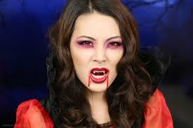 Halloween Vampire Look Tutorial Vampire Makeup Halloween 2013 From Head To Toe