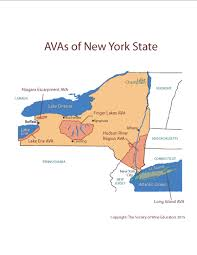 New York State Map by Swe Wine Map 2015 U2013 Us New York U2013 Wine Wit And Wisdom