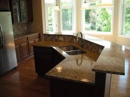 Mini Kitchen Cabinet Granite Countertop Granite Countertops With White Kitchen
