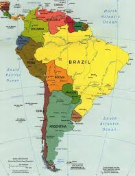 Centro America Map by The Countries In Latin America Are Brazil Colombia Boliva