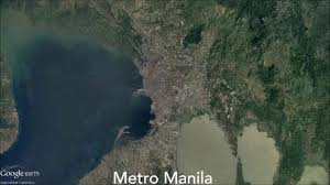 Metro Manila Map by Metro Manila Satellite Imagery Time Lapse Google Earth Youtube
