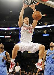 Sprite Slam Dunk and Los Angeles Clippers' Blake Griffin
