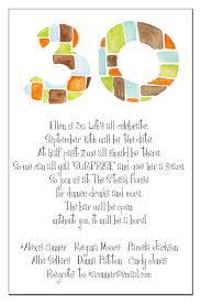 Birthday Invitation Cards Models 30th Birthday Invitation Wording Themesflip Com