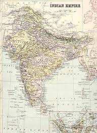 Ancient India Map by Historical Maps Of India