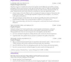 Graphic Designer Resume Sample by Marvellous Inspiration Ideas Graphic Designer Resume Sample 9 Cv