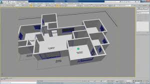 floor planning in 3dsmax without cad 4x speed 01part 2 youtube