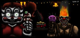 pre halloween party fnaf and playstation ice cream halloween party by playstation jedi