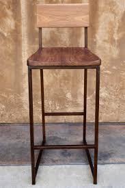 wood metal barstool 1 new home inspirations pinterest