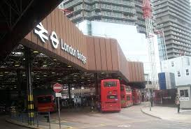 London Bridge bus station