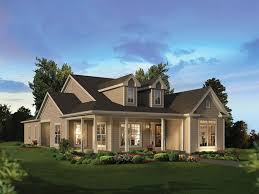 Single Story House Styles Country House Plans Country Home Plans French Country House Unique
