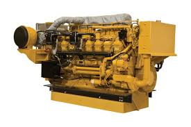 toromont cat cat 3516b high performance marine propulsion engine