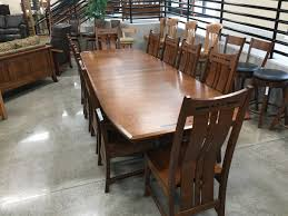 100 amish dining table amish furniture hand crafted solid