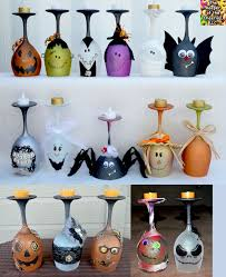 Halloween Witch Craft Ideas by Large Group Halloween Wine Glasses Halloween Pinterest Group