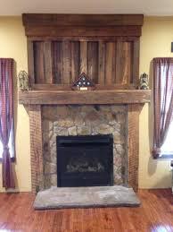 reclaimed fireplace mantel rustic fireplace mantels ohio