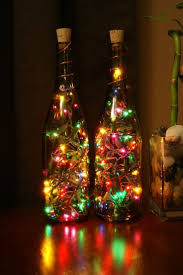 Christmas Home Decorations Pictures Christmas Home Decor With Bottles Pictures Photos And Images For
