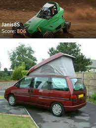 the car peugeot got 806 points so here is the car of your dreams a 806 camper peugeot