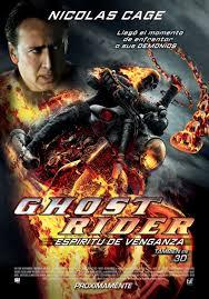 Ghost Rider: Espiritu De Venganza (El Motorista Fantasma 2)