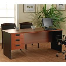 Wooden Office Tables Designs Splendid Solid Wood Office Furniture Uk Office Table Iron Wood Mfi