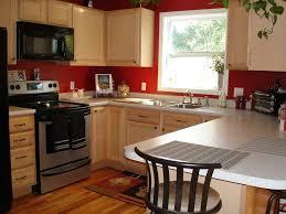 interior kitchen color ideas with oak cabinets inside elegant