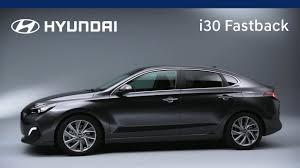 hyundai all new hyundai i30 fastback u2013 reveal youtube