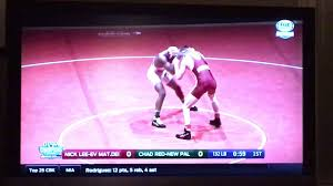 chad red vs nick lee indiana state finals period 1 youtube