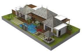 Lakeside Cottage Plans by Bali Style House Plans Bali Style House Plans Costa Rica Home