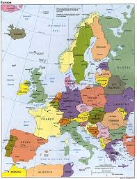 Blank Europe Map by Download Map Of Europe Europe Major Tourist Attractions Maps