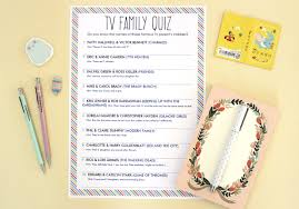 Halloween Quiz Printable by All Free Printables
