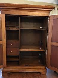 Desk Armoire Romweber Armoire Desk Cabinet For Sale In Houston Tx 5miles