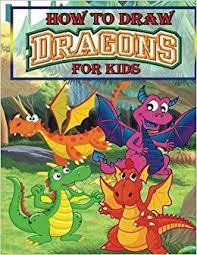 draw dragons kids drawing dragons kids step