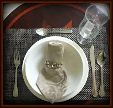 on a tight budget elegant table setting for less mylaupshaw com