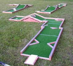 Backyard Golf Hole 216 best mini golf images on pinterest miniature golf backyard