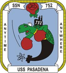 USS Pasadena (SSN-752)