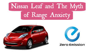 nissan leaf wont start nissan leaf and the myth of range anxiety what nobody is telling