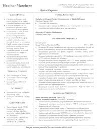 civil engineering resume examples optical engineer resume example sample engineer resumes