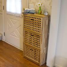 Shoe Storage Furniture by Storage Cabinets U0026 Shelves